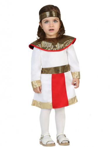 Kostüm kleine Ägypterin für Babys