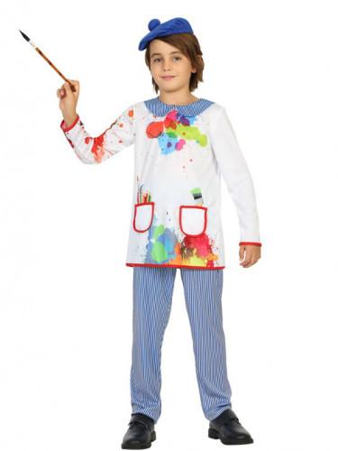 Maler Kostüm für Jungen