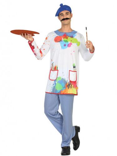 Maler-Kostüm für Herren