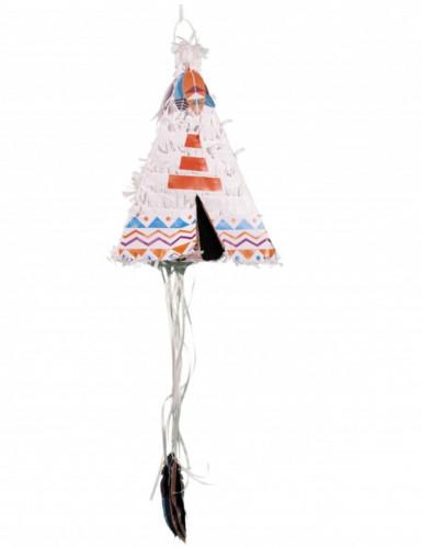 Indianer-Zelt Piñata Tipi 43x31x43 cm