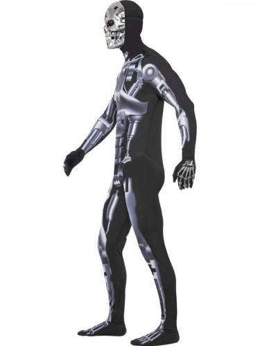 T-800 Terminator™ Cyborg Kostüm für Erwachsene-2