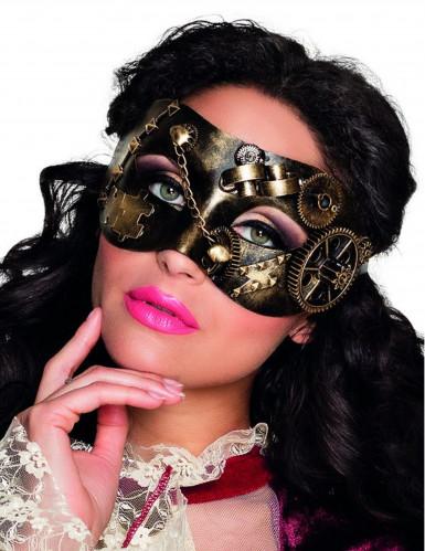 Steampunk Augenmaske für Erwachsene