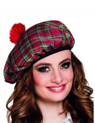 Schottin Barett-Mütze für Damen