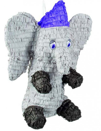 Piñata Elefant 52 x 43 cm