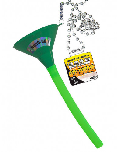 Headrush Mini Beer Bong® Bierbong-Halskette 27 cm-1