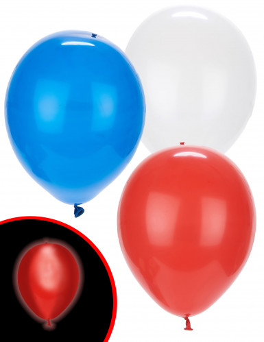 LED-Luftballon Tricolor