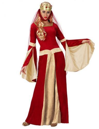 Kostüm Mittelalterliche Dame