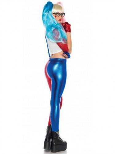 Harlekin Komplizin Kostüm für Damen-1
