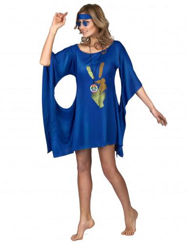 Hippie Kostüm für Damen-1