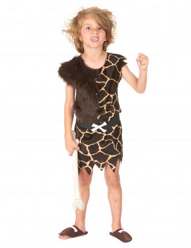 Kostüm Höhlenmensch für Kinder