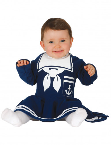 Matrosen-Kostüm für Babys