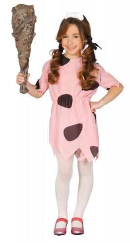 Steinzeit Kostüm für Mädchen