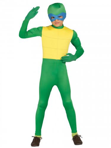 Maskierte Schildkröte für Kinder