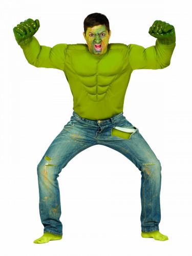 Grünes Monster Muskel-Shirt für Herren