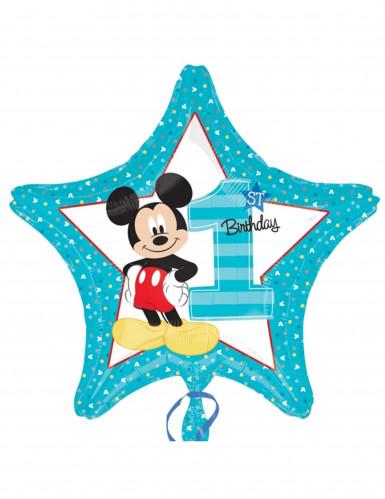 Folien Ballon Mickey™ 1 Jahr