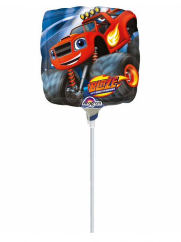 Folienballon Blaze and the Monster Machines™