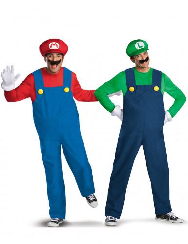 Paarkostüm Mario™ und Luigi™ für Erwachsene