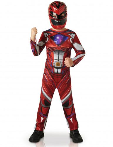 Power Rangers™ Kostüm rot
