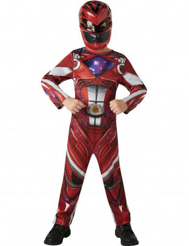 Power Rangers™ Kostüm rot-1