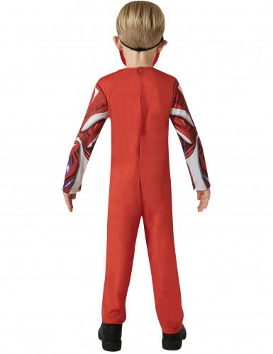 Power Rangers™ Kostüm rot-2