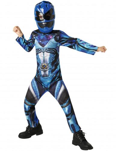 Blaues Power Rangers™ Kostüm für Kinder-1