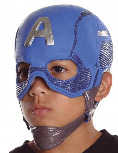 Maske Captain America™ für Kinder - Avengers™