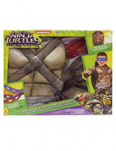 Ninja Turtle™ Kostüm mit Panzer für Kinder-1
