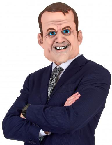 Humorvolle Latex-Maske Emmanuel
