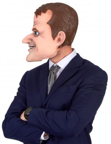 Humorvolle Latex-Maske Emmanuel-1