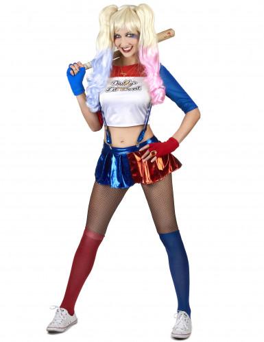 Kostüm Harlekin für Damen