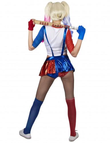 Kostüm Harlekin für Damen-2