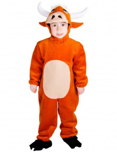 Stier-Kostüm für Kinder