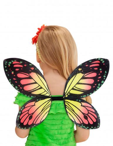 Schmetterlingsflügel farbig für Mädchen-2
