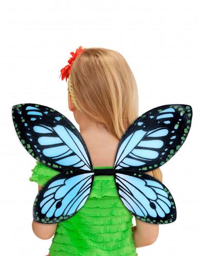 Schmetterlingsflügel schwarz für Mädchen-2