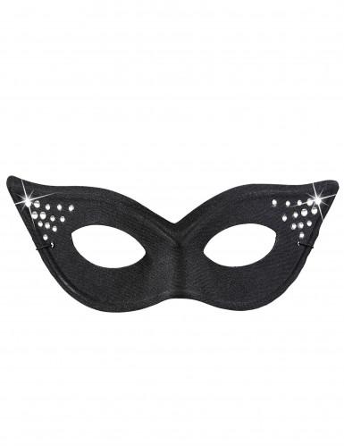 Venezianische Strassstein-Maske für Damen-1