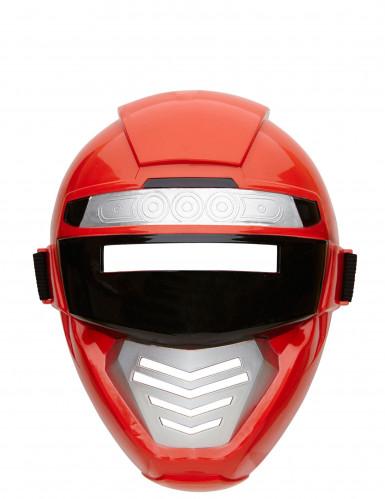 Maske Power Roboter für Kinder-1