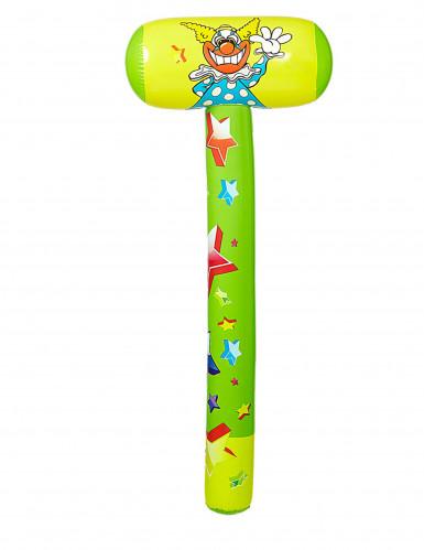 Aufblasbarer Clowns-Hammer