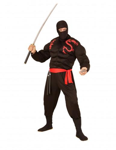 Ninja Strumpfmaske für Erwachsene-1