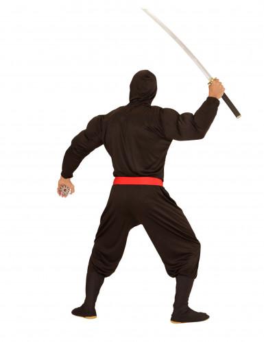 Ninja Kostüm muskulös für Erwachsene-1