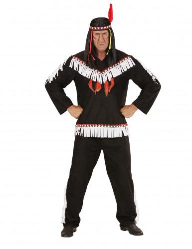 Indianer Kostüm für Herren-1