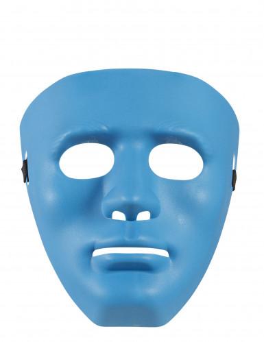 Blaue Phantom-Maske für Erwachsene-1