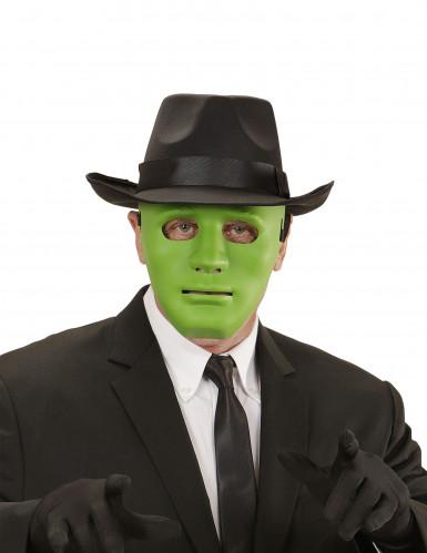 Grüne Phantom-Maske für Erwachsene