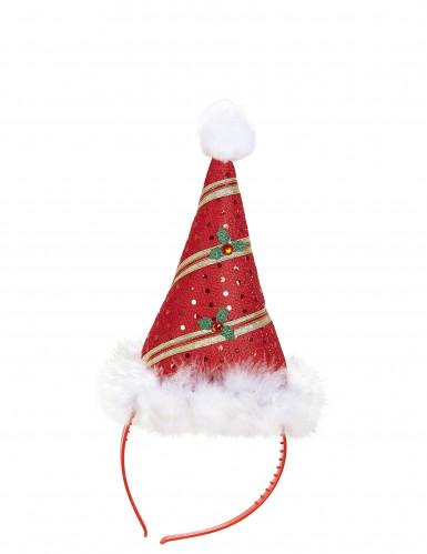 Spitzer Hut mit Stechpalme für Erwachsene-2