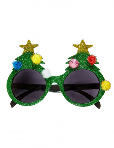 Weihnachtsbaumbrille für Erwachsene-2