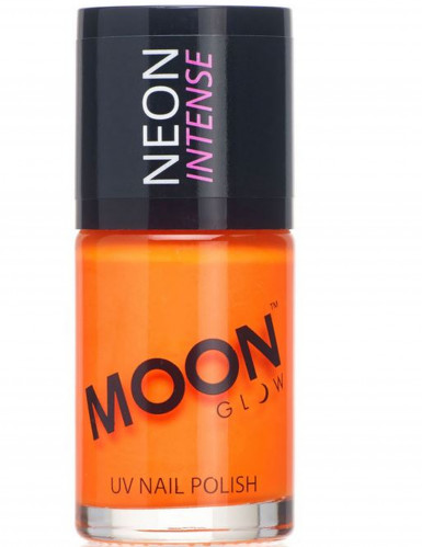 Nagellack phosphoreszierend Orange 15ml moonglow ©