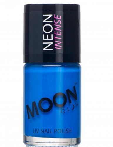 Nagellack blau phosphoreszierend 15ml moonglow ©