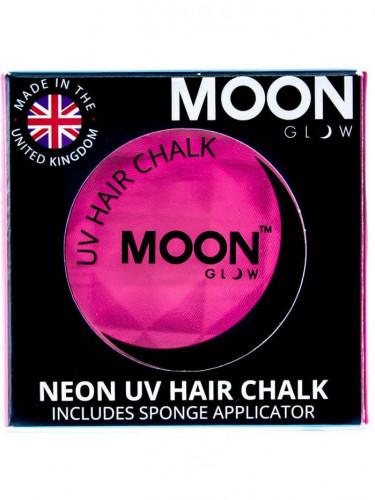 Haarkeide neonrosa UV 3,5g Moonglow©