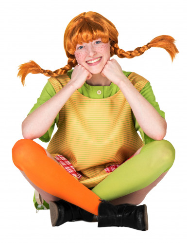 Pippi Langstrumpf™ Kostüm für Damen-2