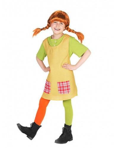 Pippi Langstrumpf™ Strumpfhose für Kinder-1