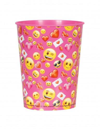 Emoji™ Kunststoffbecher